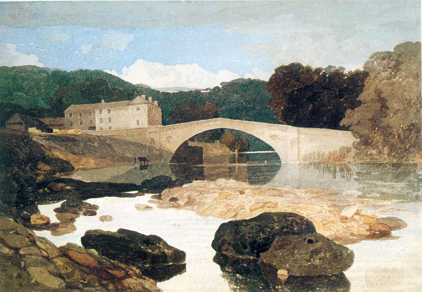 John Sell Cotman, watercolour