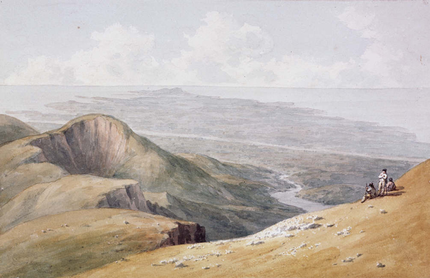 Francis Towne, watercolour